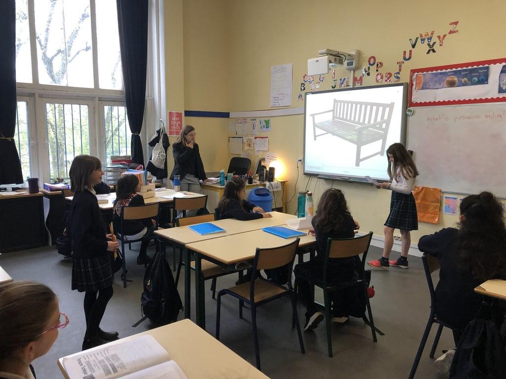 Ecole Malherbe Le Vesinet Ouest de Paris