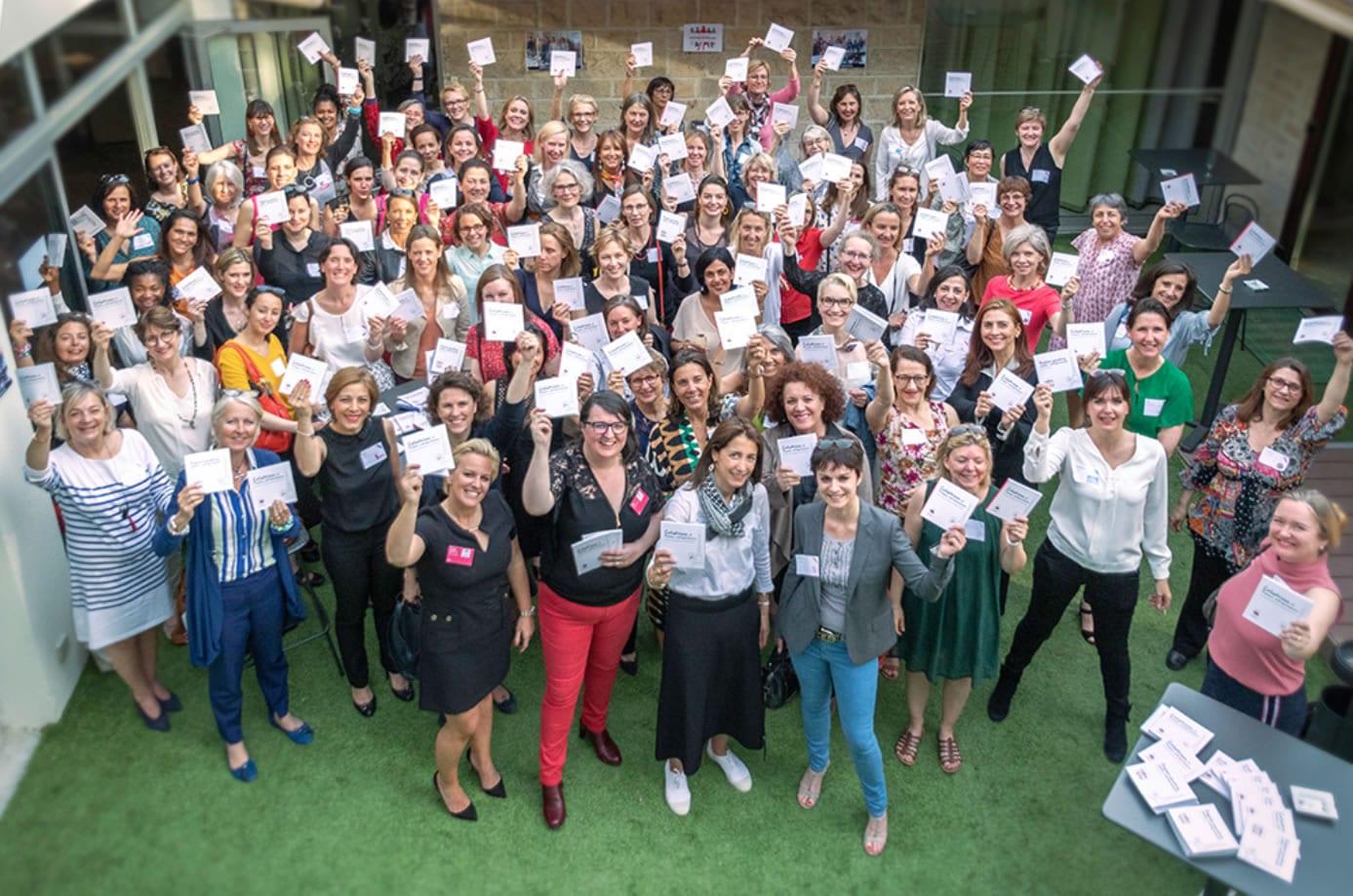 Femmes entrepreneurs Paris Ouest