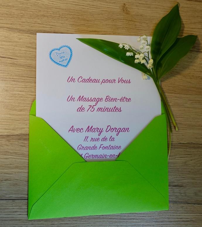 Mary Doran Massage Bien-etre Paris Ouest