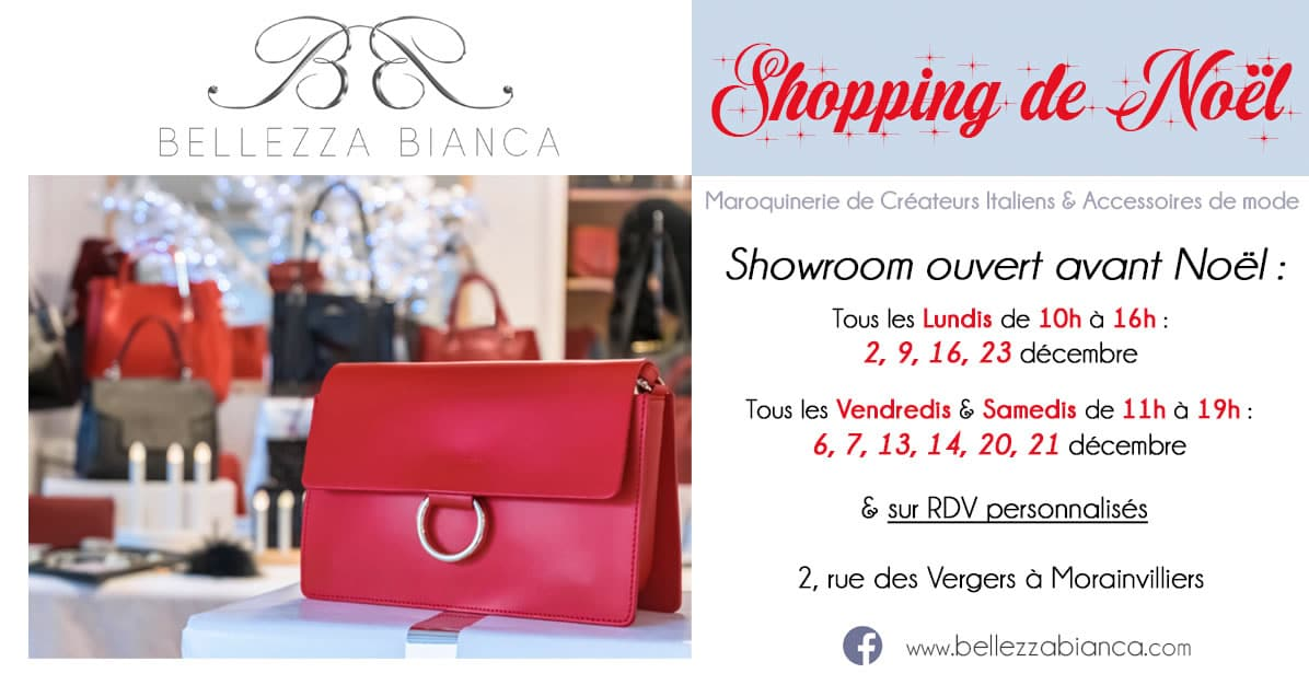 Bellezza Bianca - Shopping de Noel 2019