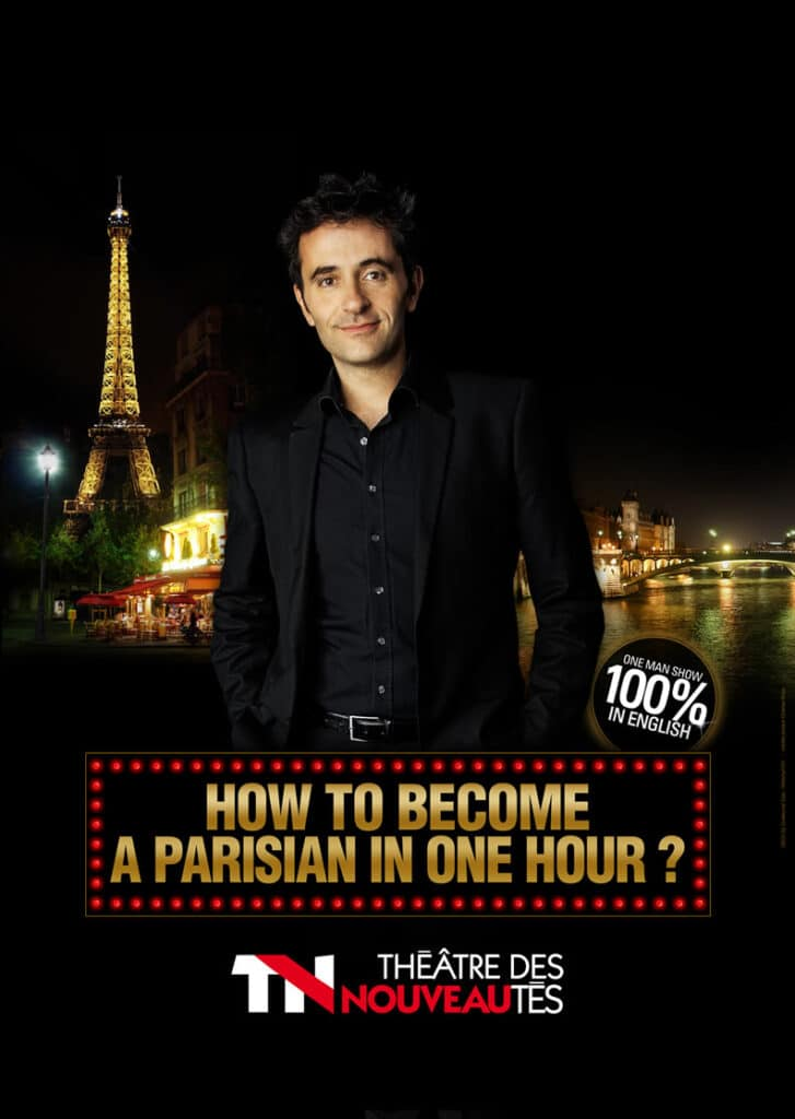 How to become a Parisian in one hour - Paris
