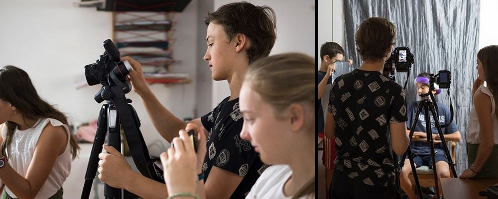 Studio Pix - Stage de Photos Adultes Ados Paris ouest Orgeval