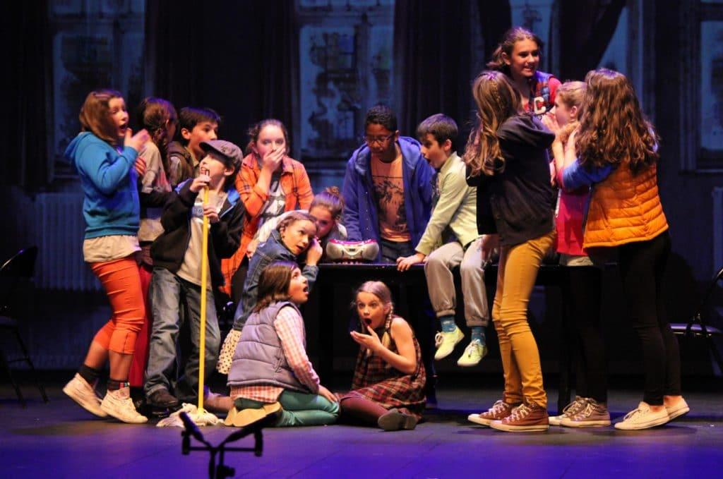 Hello Broadway Summer Camp Paris Ouest