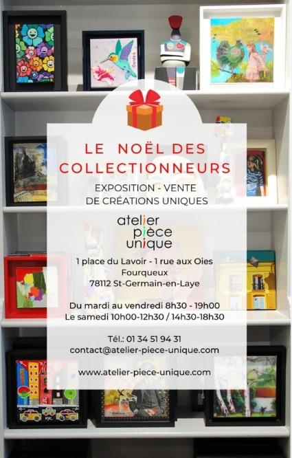 le noel des collectionneurs Paris Ouest