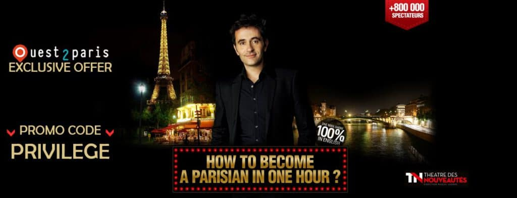 How to become a Parisian in one hour _ A Paris