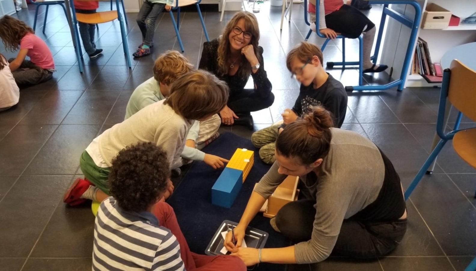 Ecole Montessori Internationale Rueil-Malmaison