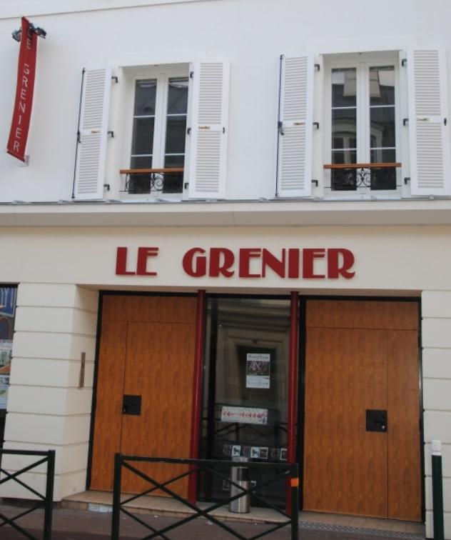 Theatre du Grenier - Bougival Paris Ouest