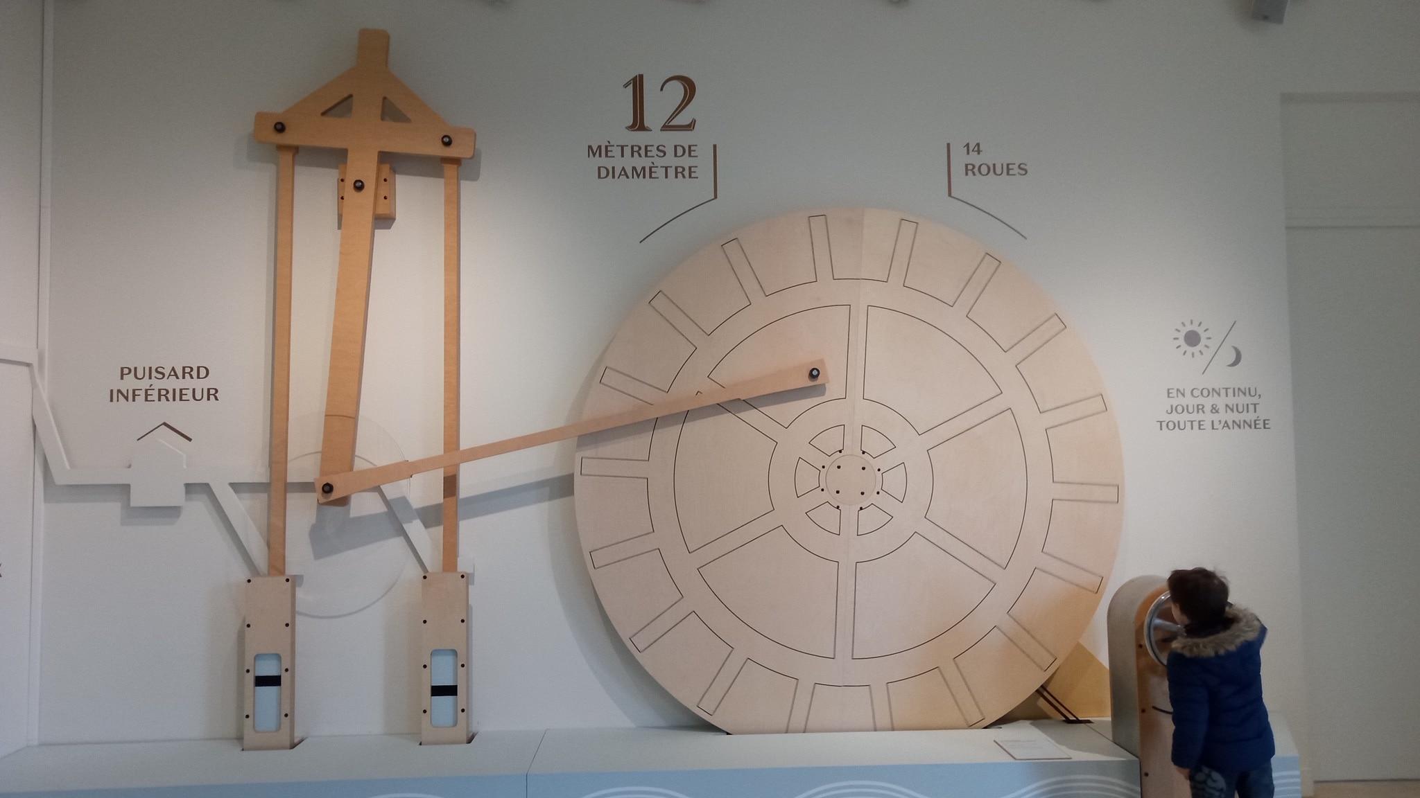Musée du domaine royal de Marly - ouest de paris