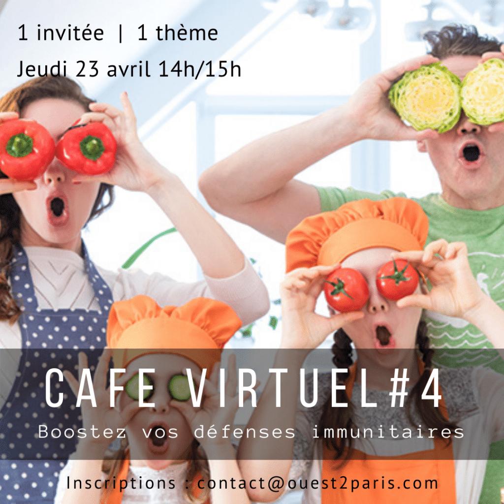 Cafe Virtuel Paris ouest