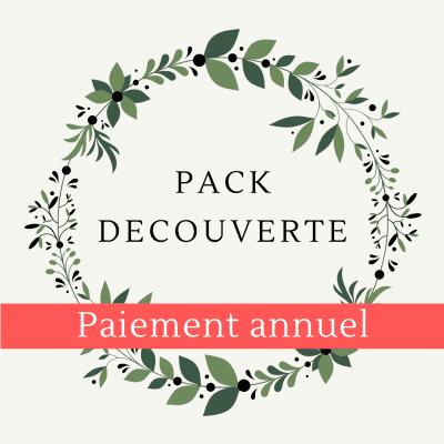 1 - an - Pack Découverte - Ouest de Paris
