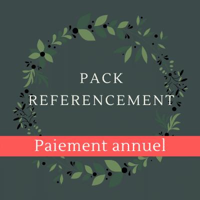 Pack Référencement - Ouest de Paris