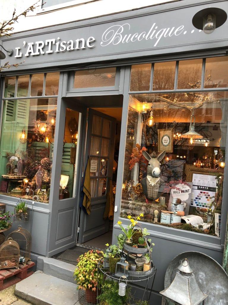 L'artisan Bucolique Villennes sur seine
