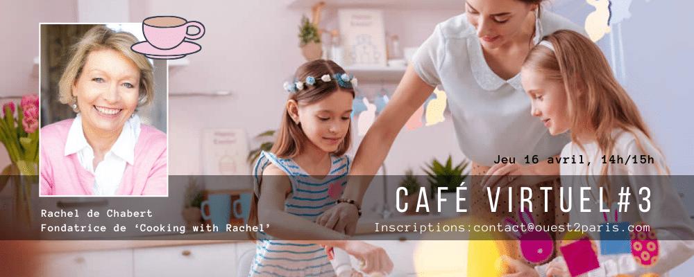 Café Virtuel Cours de Cuisine à l ouest de Paris
