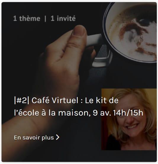 Cafe Virtuel 2 Paris ouest