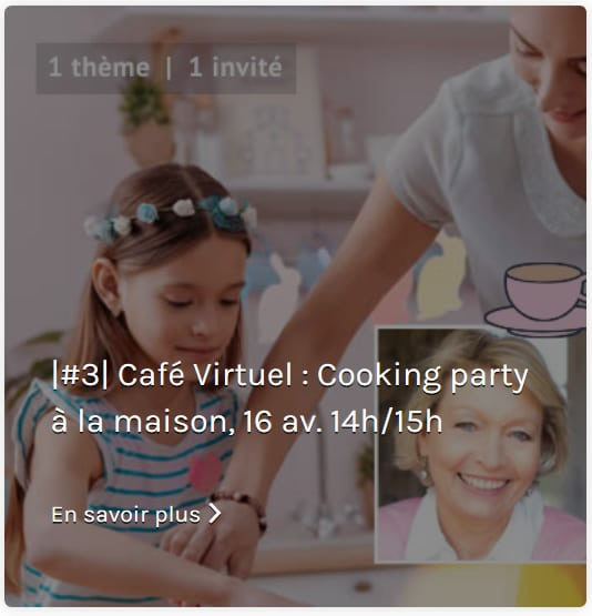 Cafe Virtuel 3 Paris ouest