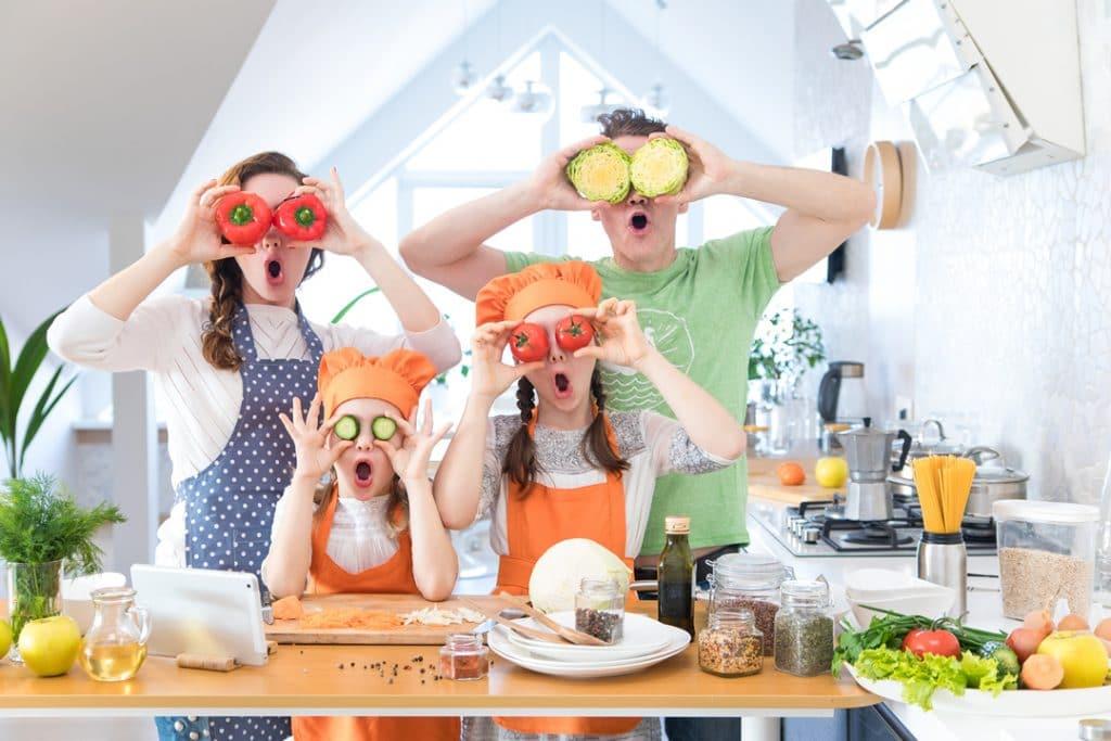 En famille nutrition defenses immunitaires