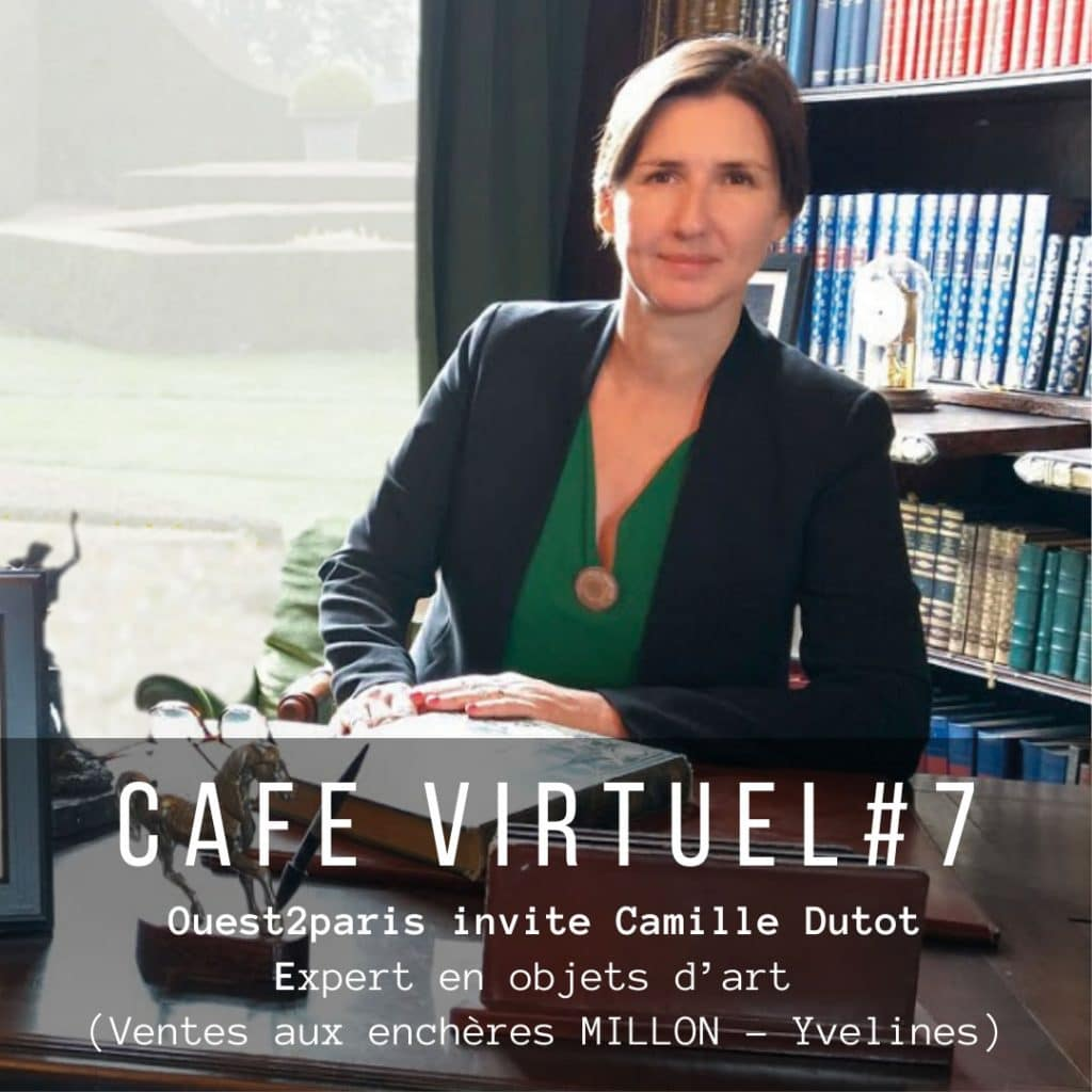 Paris ouest - Camille Dutot - Expert en objets d' art