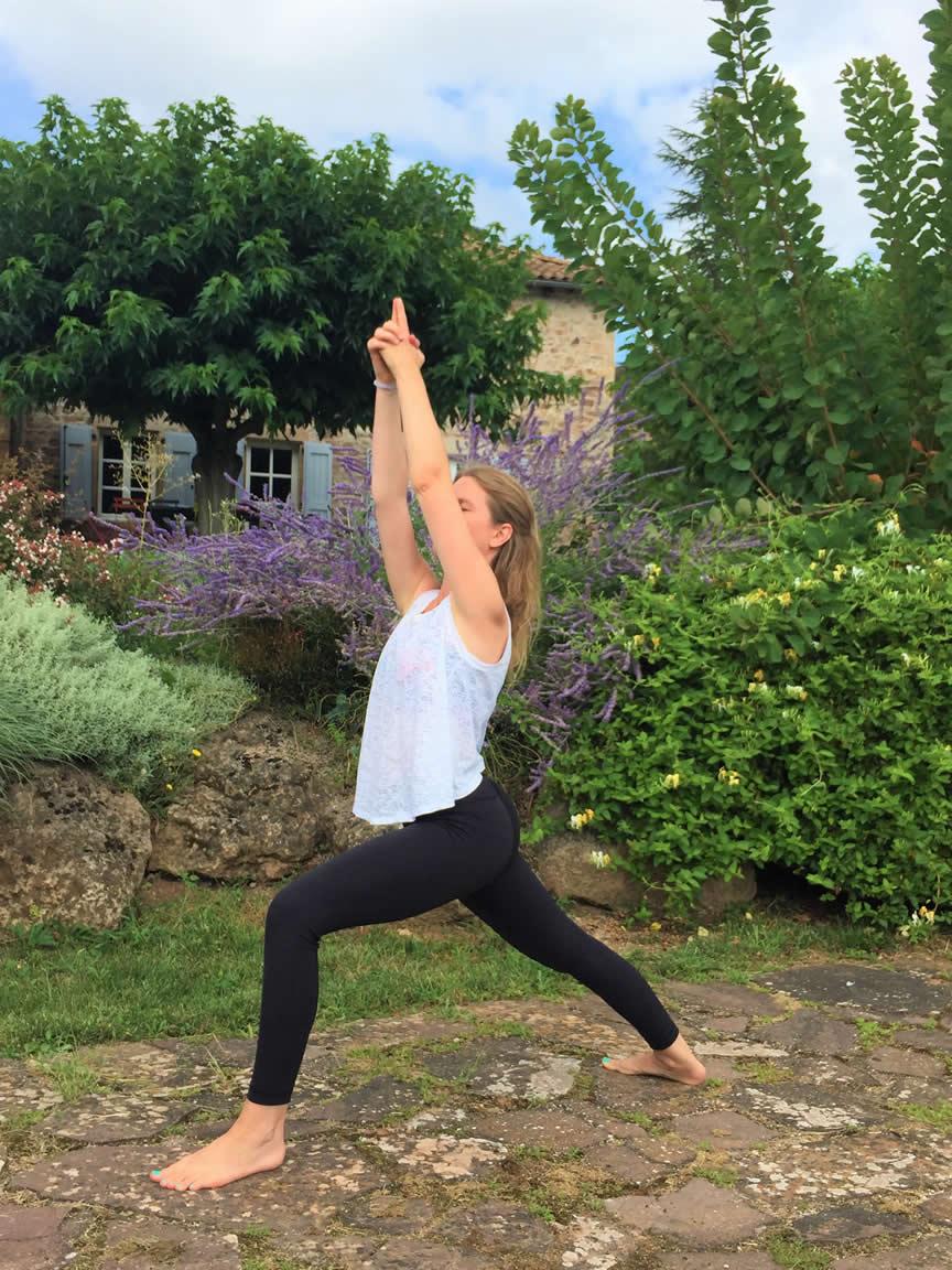 Yoga with Gina - Mareil Marly - Ouest de Paris