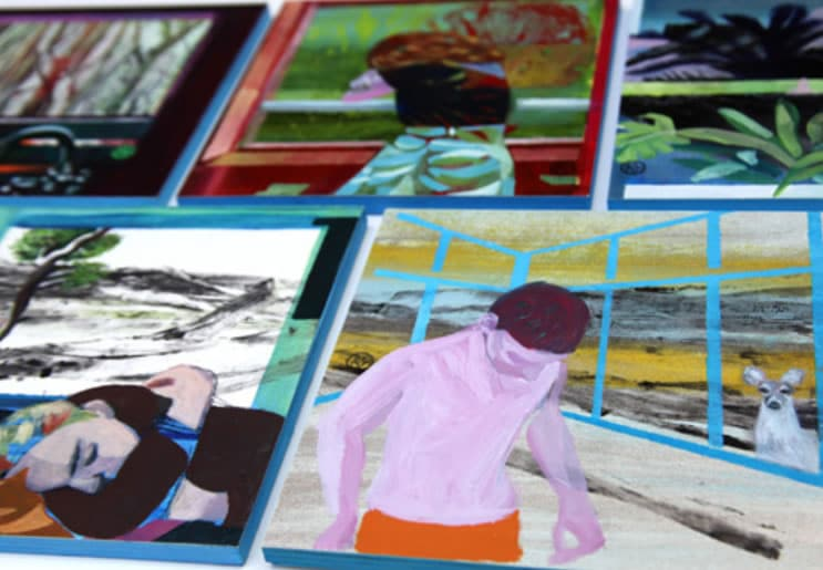 atelier piece unique exposition