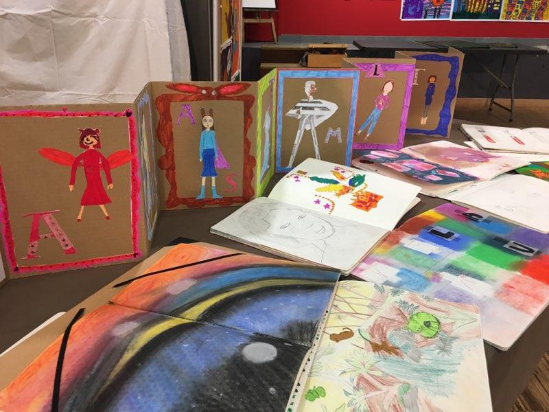 Atelier Piece Unique Enfants - Dessin multitechniques