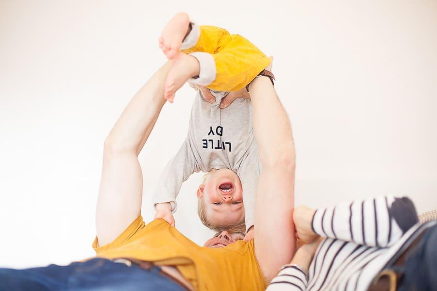 Bulles de joie Seance photo famille a domicile Paris - Bulles de Joie