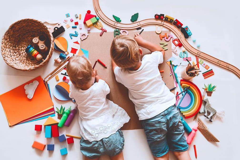 Ecole Montessori bilingue avant deux ans