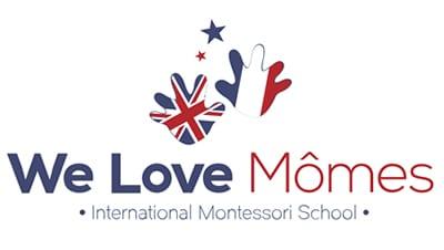 We Love Momes - Ecole Montessori Internationale - Ouest de Paris
