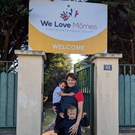 We love momes a Carrieres sur Seine Laetitia AYMONIN