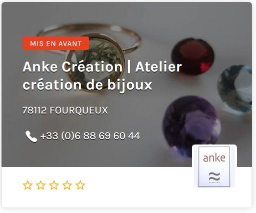 anke creation bijoux ouest de paris