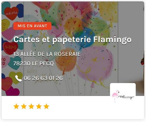 Cartes et papeterie Paris Ouest