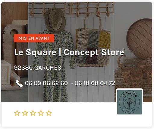 Le Square Déco Paris Ouest