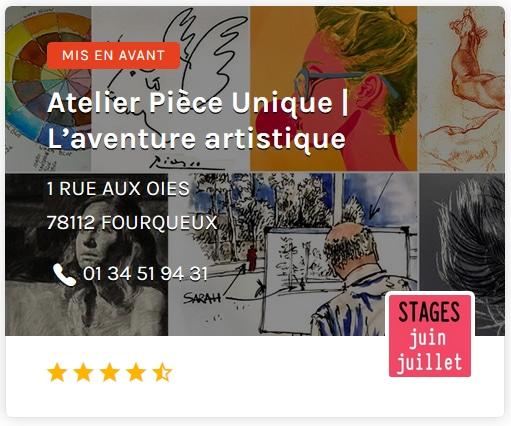 Atelier Pièce Unique Paris Ouest