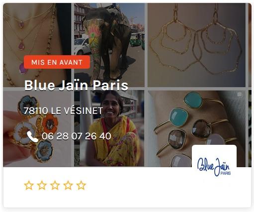Blue Jain Paris Ouest de Paris