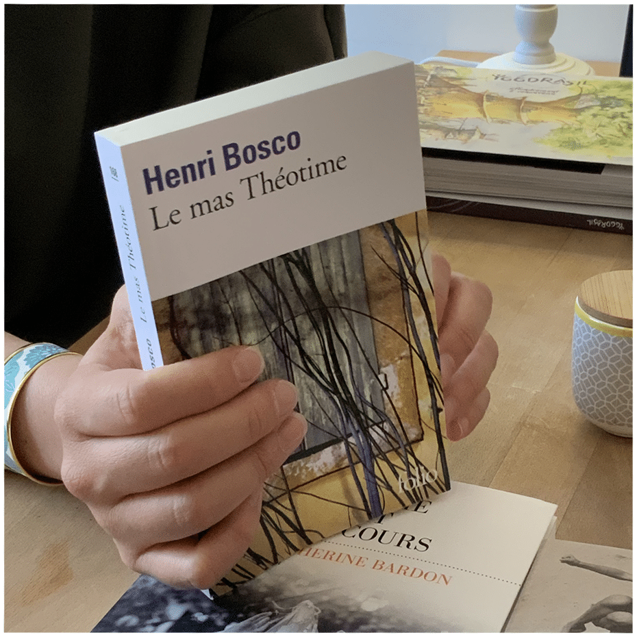 Henri Bosco Lecture de l'ete ouest de Paris.fw