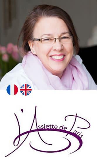 Janine Springal de l'assiette de Paris Cook in Paris