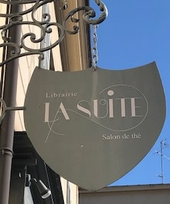 La libraire La suite a Versailles Ouest de Paris