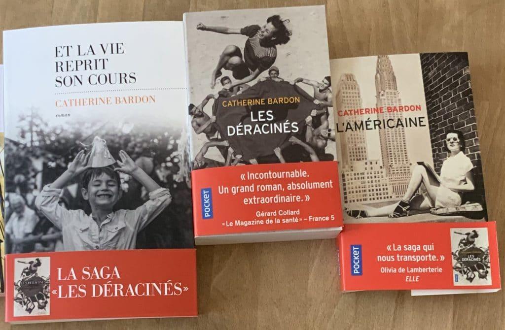 La trilogie de Catherine BARDON Ouest de Paris