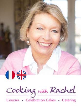 Rachel de Chabert Cooking With Rachel