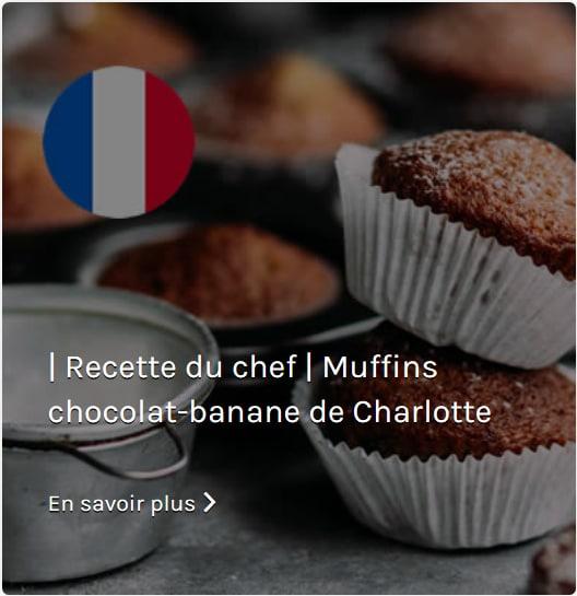 Recette Muffins Chocolat Banane Debeugny Nutritionniste Fourqueux