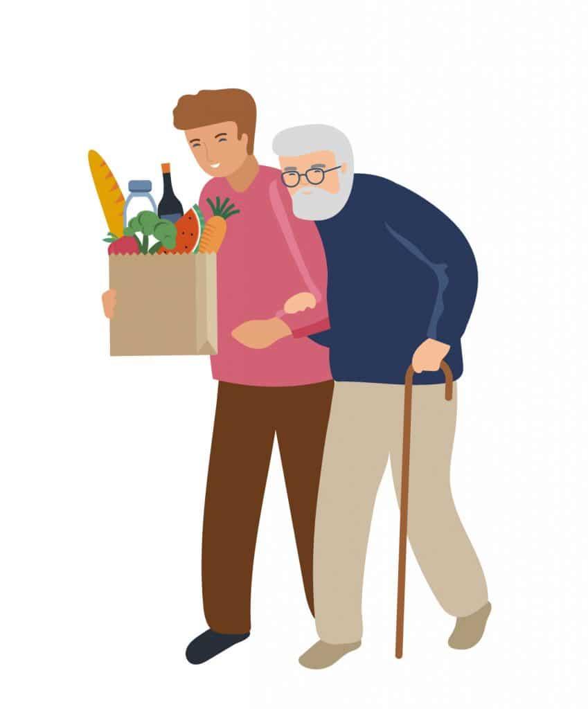 Aide a domicile et Aide aux seniors ouest de Paris