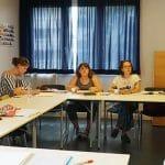 Cours de français étrangers à La CLEF Saint G