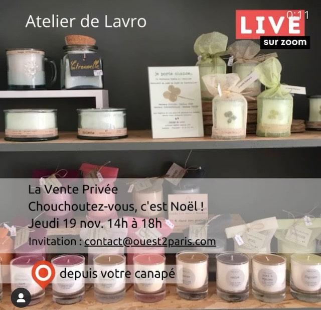 Ateleir De Lavro Ouest de Paris