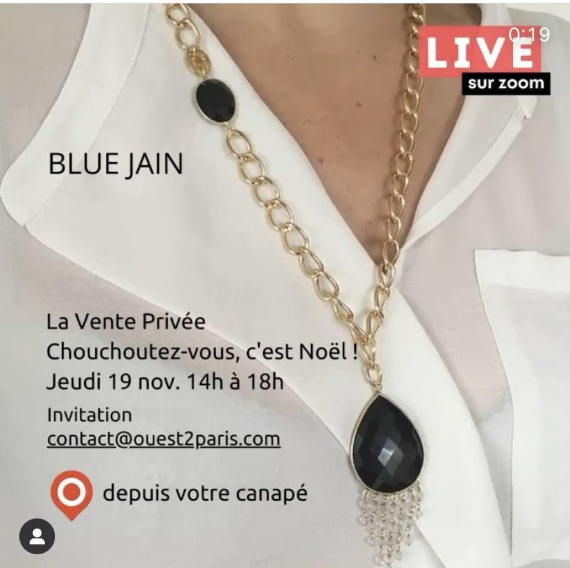 Blue Jain Ouest de Paris