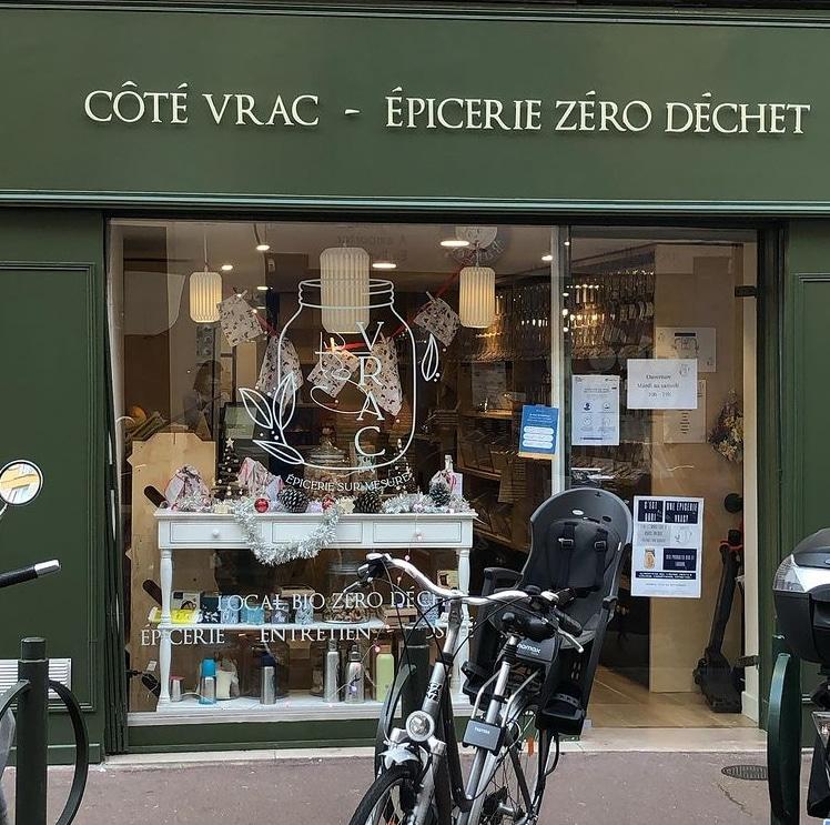 Cote Vrac _ au coeur de Saint-Germain-en- Laye Ouest de Paris