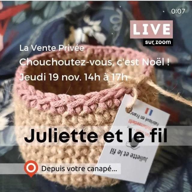 Juliette et le fil ouest de Paris
