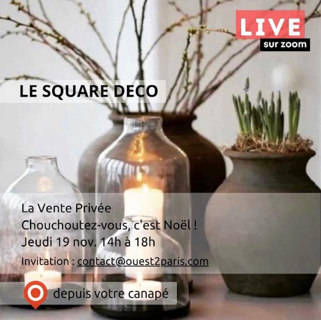 Le Square Deco Ouest de Paris