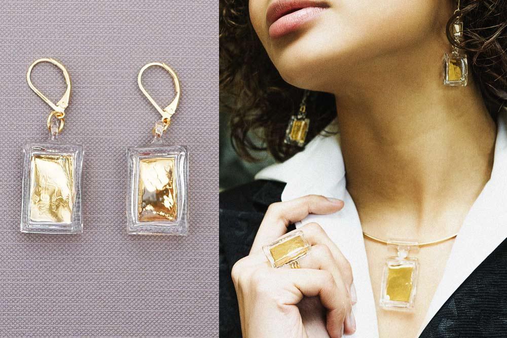 Malodina Bijoux en verre de Murano Ouest de Paris