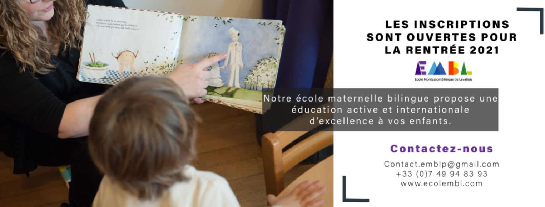 Ecole Montessori Levallois Perret