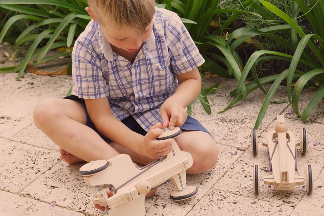 Manufacture en Famille - jouets en bois