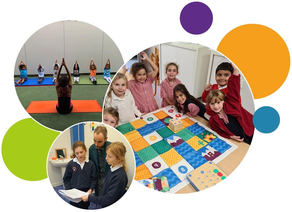 Rainbowschoolparis - Ecole Bilingue Ouest de Paris